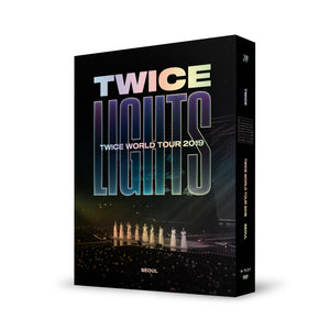 TWICE 'WORLD TOUR 2019 TWICELIGHTS IN SEOUL' CONCERT DVD