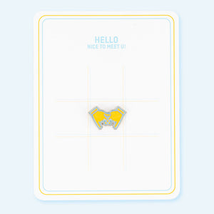 TOMORROW X TOGETHER (TXT) OFFICIAL DEBUT MD STAR ALBUM BADGE (VER 2)