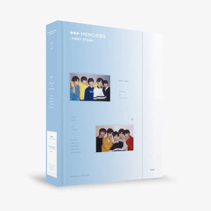 TXT 'MEMORIES : FIRST STORY'