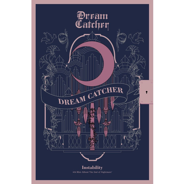 DREAM CATCHER 4TH MINI ALBUM 'THE END OF NIGHTMARE' + POSTER