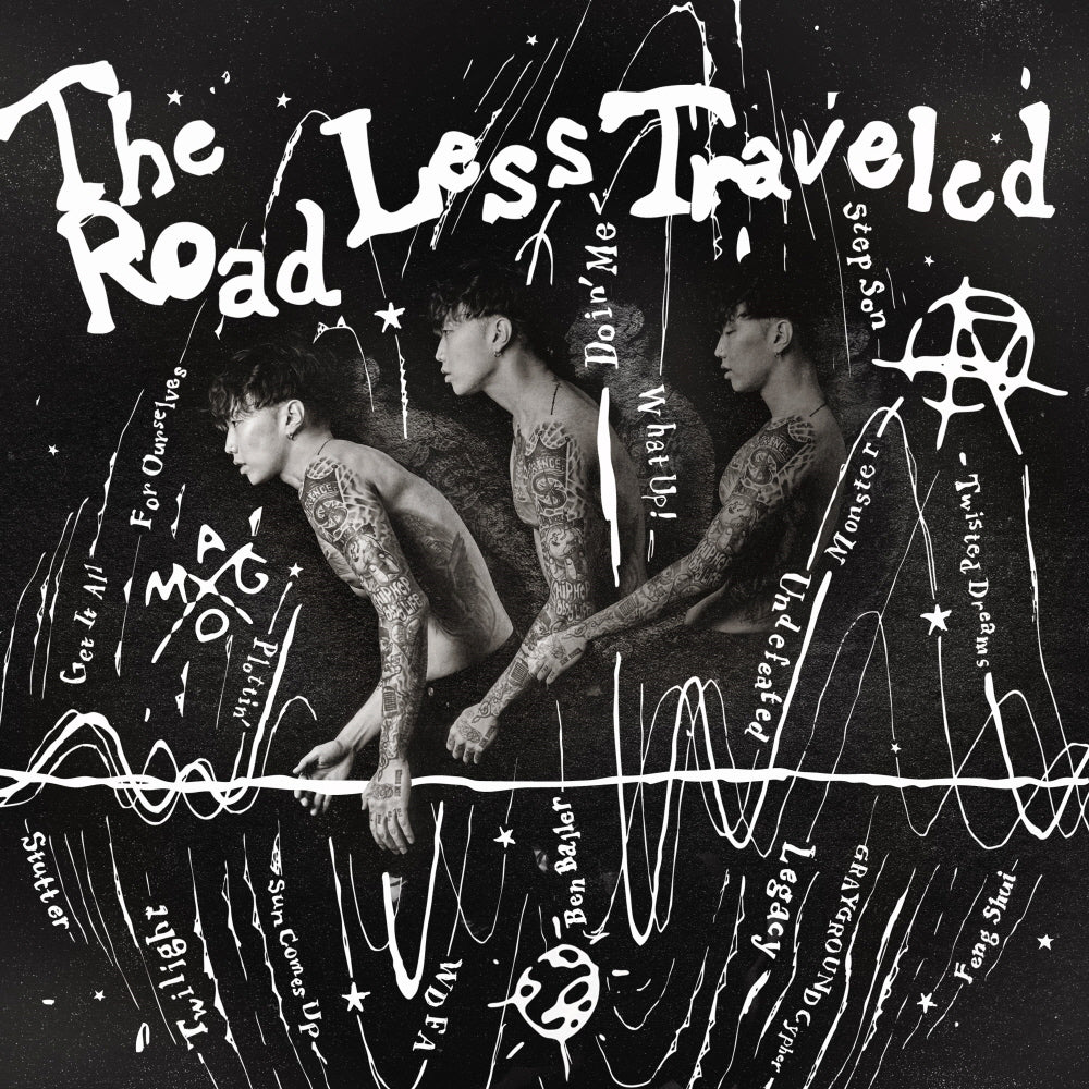 JAY PARK 'THE ROAD LESS TRAVELED'