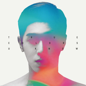 U-KNOW (TVXQ) 1ST MINI ALBUM 'TRUE COLOR' + POSTER