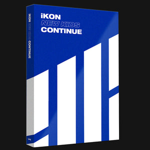 iKON MINI ALBUM 'NEW KIDS : CONTINUE'