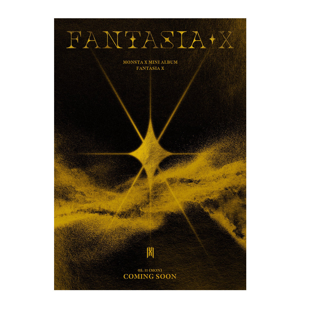 MONSTA X 8TH MINI ALBUM 'FANTASIA X'