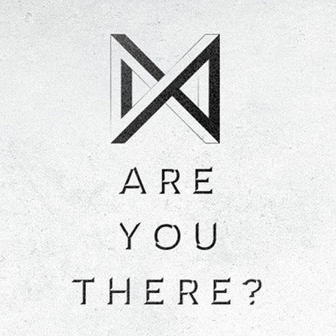 MONSTA X 2ND ALBUM TAKE.1 'ARE YOU THERE?' + POSTER