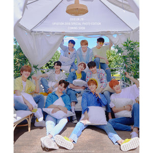 UP10TION 'UP10TION 2018 SPECIAL PHOTO EDITION'