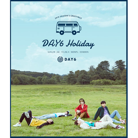 DAY6 '2019 SEASON'S GREETINGS'