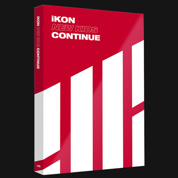 iKON MINI ALBUM 'NEW KIDS : CONTINUE' + POSTER
