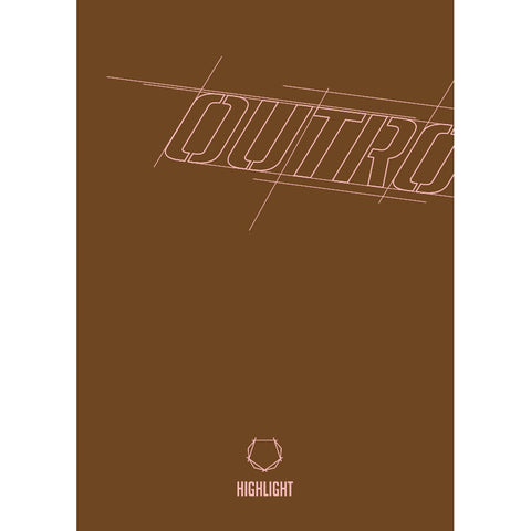 HIGHLIGHT SPECIAL ALBUM 'OUTRO' + POSTER