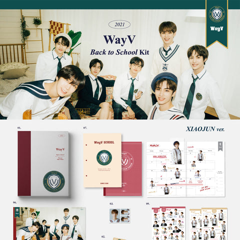 WAYV '2021 BACK TO SCHOOL KIT'