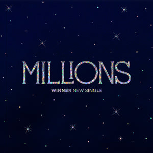 WINNER SINGLE ALBUM 'MILLIONS'
