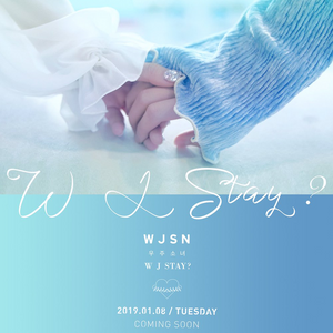 WJSN MINI ALBUM 'WJ STAY?'