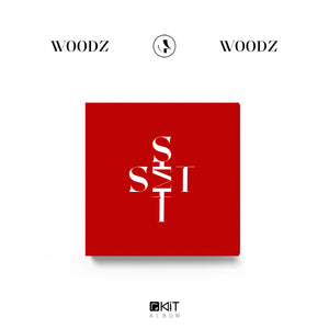 WOODZ 1ST SINGLE ALBUM 'SET' KIHNO KIT