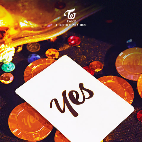 TWICE 6TH MINI ALBUM 'YES OR YES'