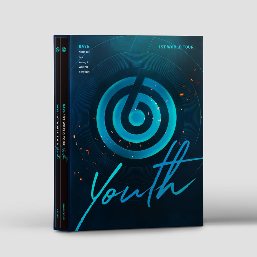 DAY6 '1ST WORLD TOUR YOUTH' CONCERT DVD