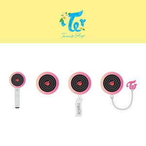 TWICE 'TWAII'S SHOP OFFICIAL CANDY BONG Z BADGE'