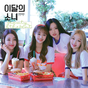 LOONA YYXY MINI ALBUM 'BEAUTY & THE BEAT'