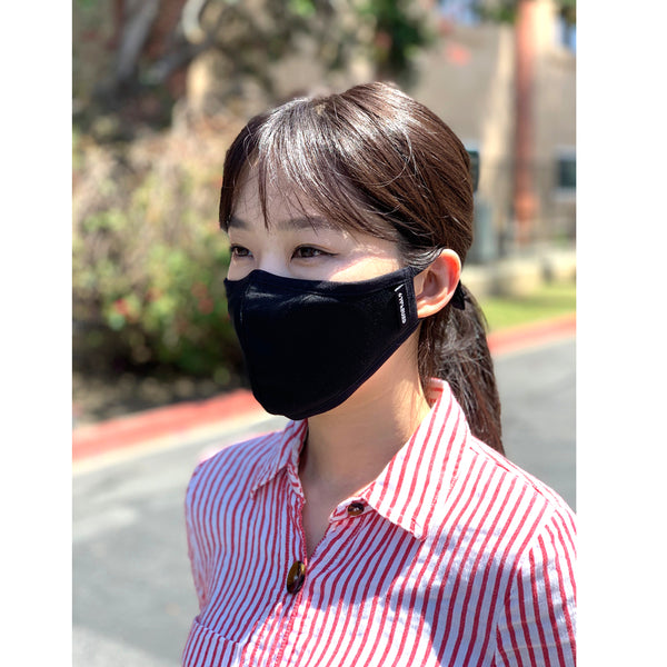 PREMIUM PROTECTIVE FACE MASK +2 WASHABLE FILTERS