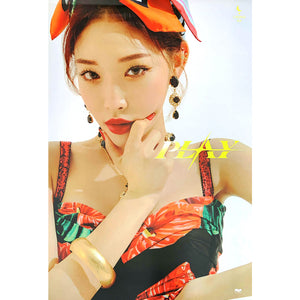 CHUNG HA SINGLE ALBUM 'MAXI SINGLE' POSTER ONLY