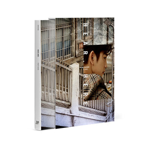JINYOUNG (GOT7) 'HEAR, HERE' PHOTO BOOK IN TAIPEI