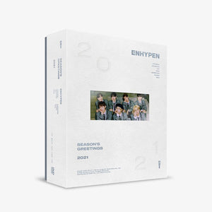 ENHYPEN '2021 SEASON'S GREETINGS'
