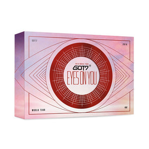 GOT7 'EYES ON YOU WORLD TOUR' DVD