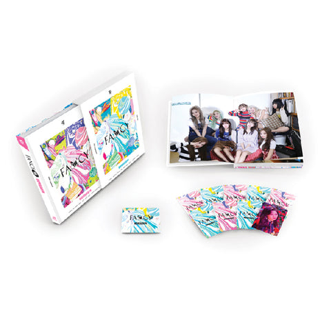 TWICE 'FANCY MONOGRAPH' PHOTO BOOK