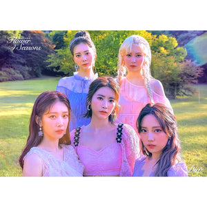 DIA 6TH MINI ALBUM 'FLOWER 4 SEASONS' POSTER ONLY