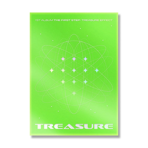 TREASURE 1ST ALBUM 'THE FIRST STEP : TREASURE EFFECT'