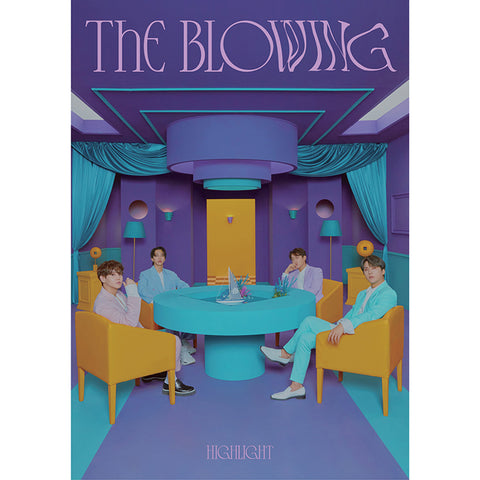 HIGHLIGHT 3RD MINI ALBUM 'THE BLOWING'
