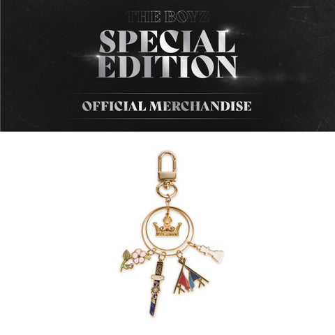 THE BOYZ '2020 SPECIAL EDITION KEYRING'