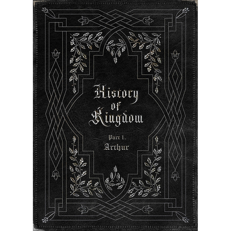 KINGDOM ALBUM 'HISTORY OF KINGDOM : PART Ⅰ. ARTHUR'