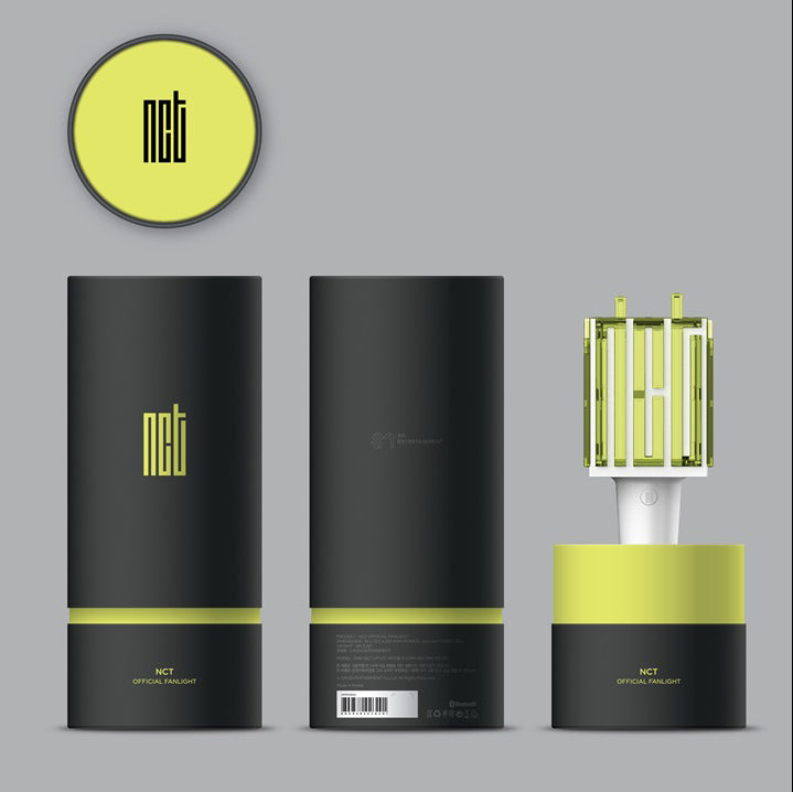 NCT OFFICIAL LIGHT STICK