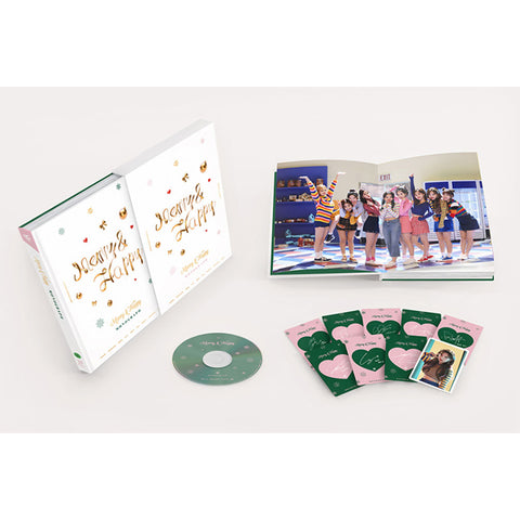 TWICE 'MERRY & HAPPY MONOGRAPH' PHOTO BOOK