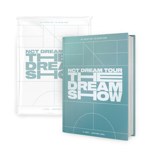 NCT DREAM 'THE DREAM SHOW' TOUR PHOTO BOOK & LIVE ALBUM