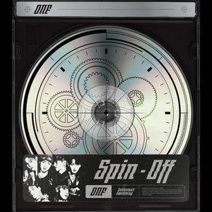 ONF 5TH MINI ALBUM 'SPIN OFF'