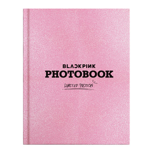 BLACKPINK 'LIMITED EDITION PHOTOBOOK'