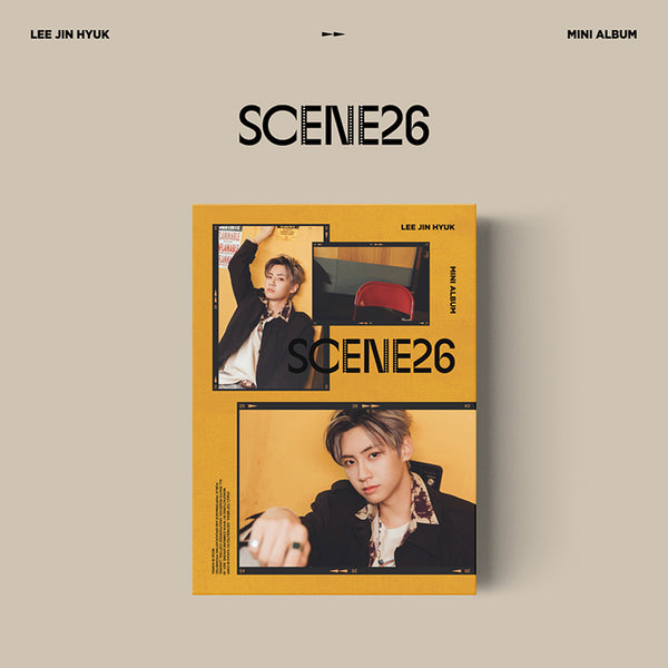 LEE JINHYUK 3RD MINI ALBUM 'SCENE26'