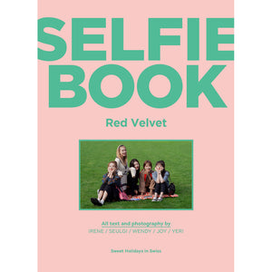 RED VELVET 'SELFIE BOOK : RED VELVET #3'