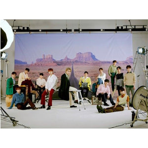 SEVENTEEN SPECIAL ALBUM 'SEMICOLON' POSTER ONLY