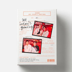 SHINEE '2021 SEASON'S GREETINGS'