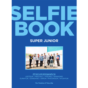 SUPER JUNIOR SELFIE BOOK