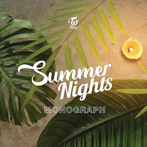 TWICE 'SUMMER NIGHTS MONOGRAPH' PHOTO BOOK