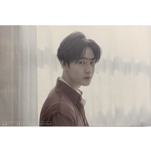 SUHO (EXO) 1ST MINI ALBUM 'SELF-PORTRAIT' KIHNO POSTER ONLY