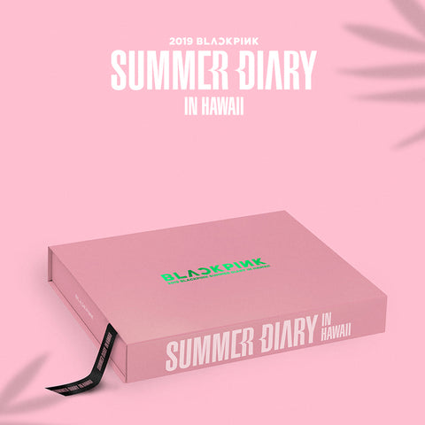 BLACKPINK '2019 BLACKPINK'S SUMMER DIARY IN HAWAII'
