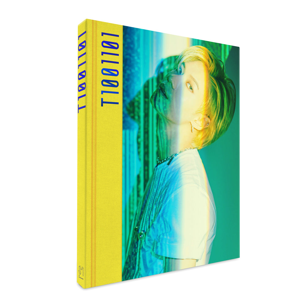 TAEMIN (SHINEE) '2ND CONCERT T1001101' PHOTO BOOK