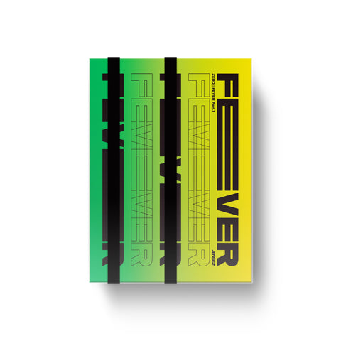ATEEZ 5TH MINI ALBUM 'ZERO : FEVER PART. 1'