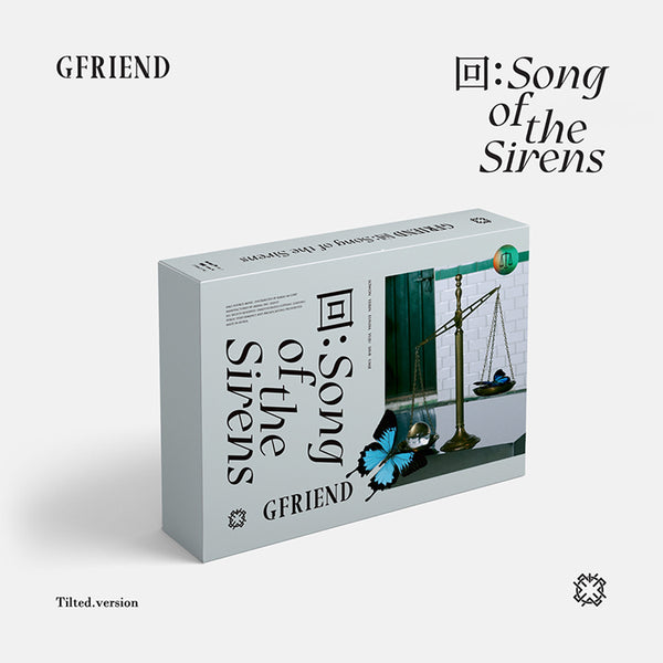 GFRIEND ALBUM '回 : SONG OF THE SIRENS'