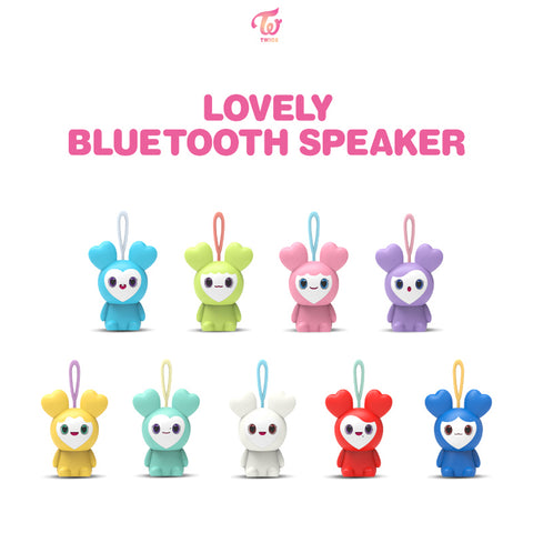 TWICE OFFICIAL 'LOVELY BLUETOOTH SPEAKER'