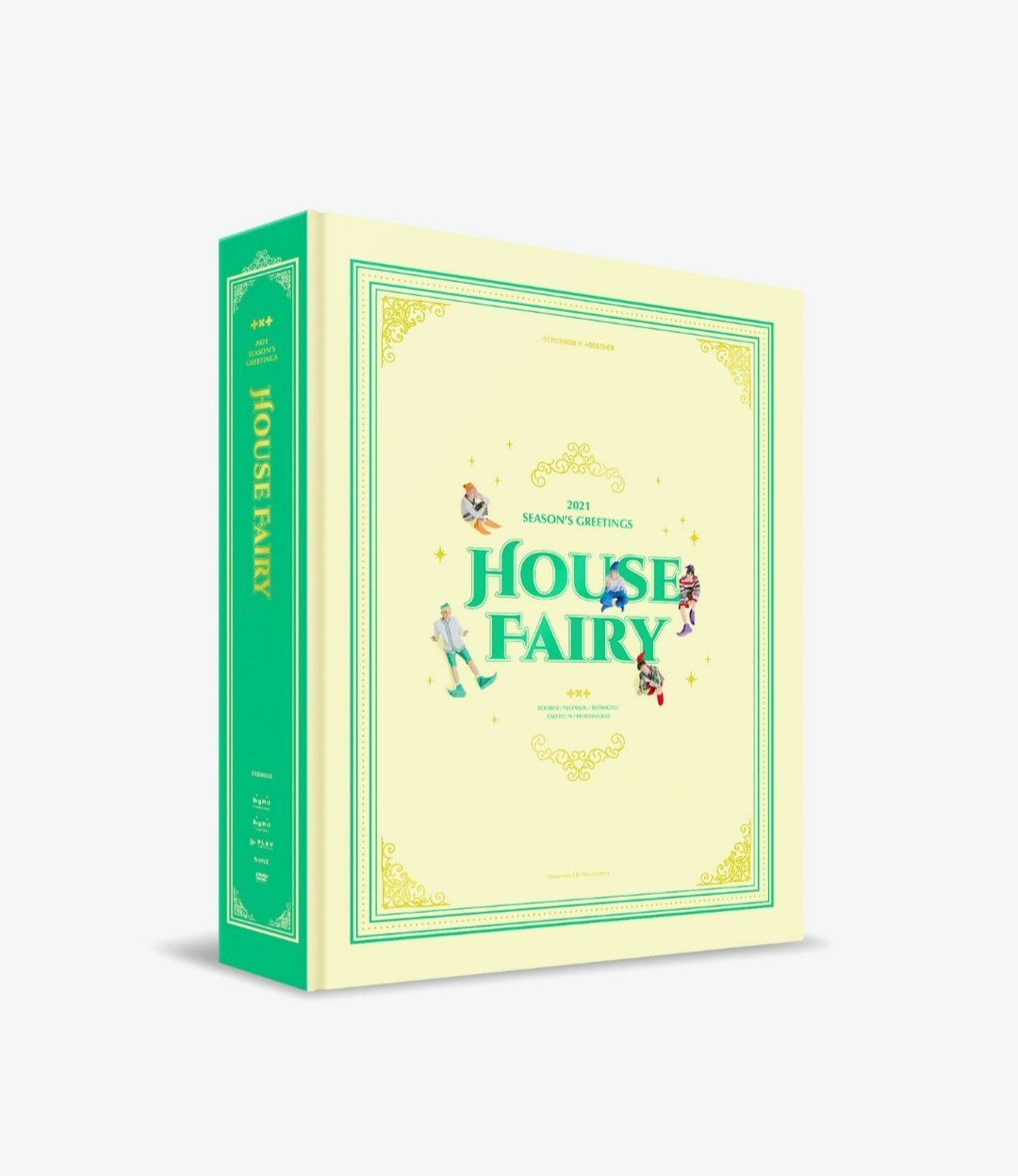 TXT '2021 SEASON'S GREETINGS HOUSE FAIRY'